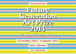 21 Artists Shortlisted for the Future Generation Art Prize 2014