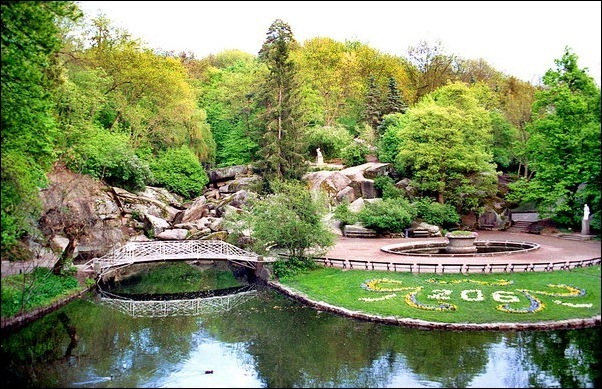Sofiyivka Park, the Monument to The Power of Love
