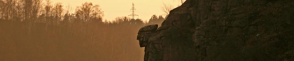 Chatzky\'s head rock known as unofficial symbol of Zhitomir